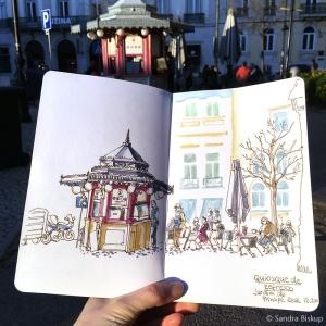 Quiosque, Lissabon